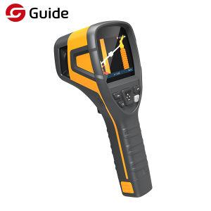 Macchina fotografica di registrazione di immagini termiche, macchina fotografica infrarossa da tasca con l'immagine termica in tempo reale, intervallo -20&ordm di misura di risoluzione 160*120-Temperature di IR; C-350º C