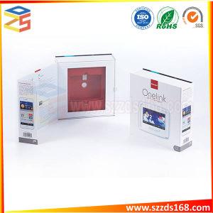Produtos Eletrônicos Janela magnético de papel caixa de embalagem