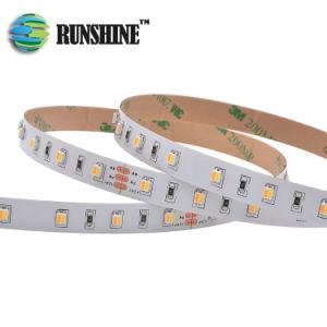 Indicatore luminoso di striscia indirizzabile bianco doppio del LED con 2 chip in uno
