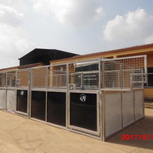 卸し売り携帯用電流を通された馬の馬小屋のパネル