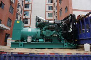 350kw Power Generation Groupe électrogène diesel Volvo avec la CE de la certification ISO