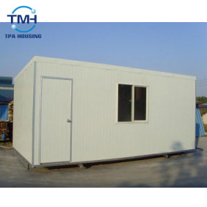 Flat Pack 20FT conteneurs préfabriqués Chambre rendre en Chine