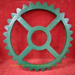 Landwirtschaftliche Maschinerie-Rillen-Presse-Ringe