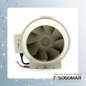 Inline-Pipe Fan 100/125/150/200/250/300mm 220-240V 50Hz Multi Speed