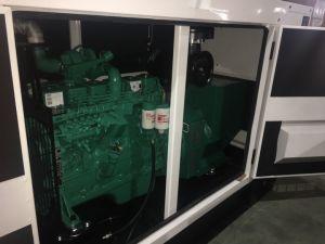 4BTA3.9 Cummins-G2 40КВТ 50 ква звуконепроницаемых дизельных генераторных установках