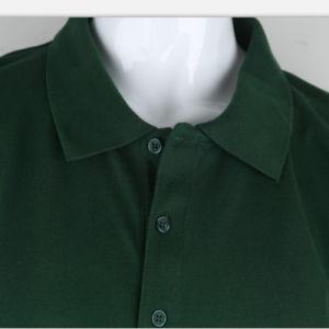 Mayorista personalizado 100% algodón en blanco ocasional Hombres camiseta Polo  deportiva 79a64dd9d6ec2