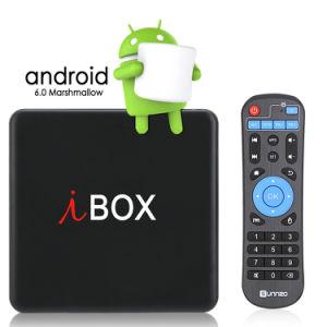 Ich schachtele androiden Fernsehapparat-Kasten S905W 2GB RAM/16GB ROM-Support WiFi, 1080P HD, intelligenter Fernsehapparat-Kasten