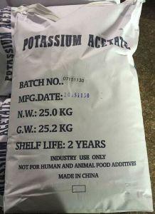 Acetaat de van uitstekende kwaliteit van het Kalium