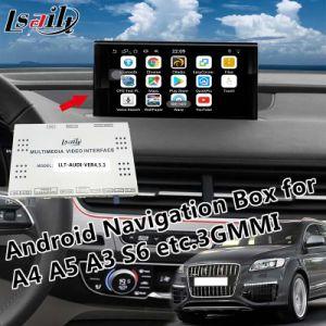 Navigatore di GPS del Android 6.0 per il gioco di WiFi Mirrorlink Yandex Google di sostegno di Audi A4 A5 S3 S6 ecc.