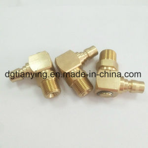 Misumi mamelon standard du tuyau flexible en laiton