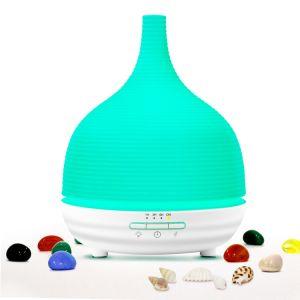 Cerámica Home Aromaterapia Aceite Esencial de difusor de aroma de ultrasonidos humidificador