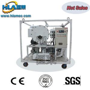 Dos etapas de la máquina de Deshidratación de aceite del transformador de vacío