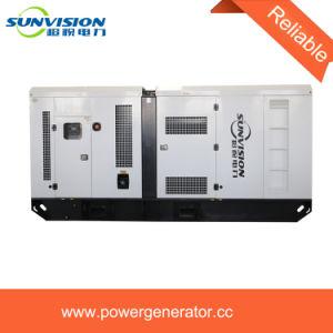 Sunvision力防音30kVA無声Yuchaiのディーゼル発電機