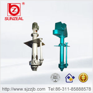 Submersible Working Sump Slurry Pumpのための反Abrasive Alloy反Corrosive Materials