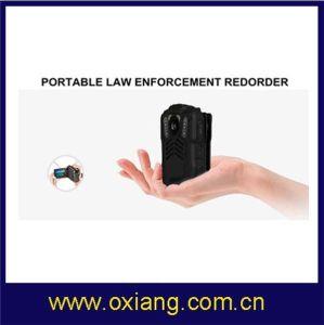 De Versleten MiniCamera WiFi van de politie Lichaam met GPS met 3G/4G Auto DVR