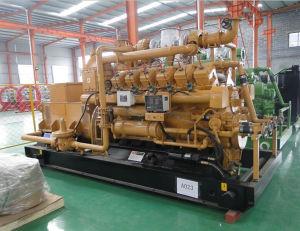 CHP 20-1000kwの生物量の発電機のガス化装置の発電所が付いている木片のわらの殻
