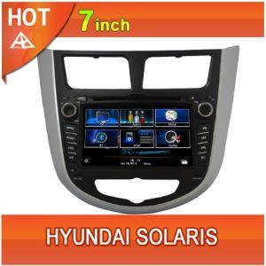 Verna Solarisen Car DVD Navigation Iopd Fernsehapparat Bluetooth für Hyundai