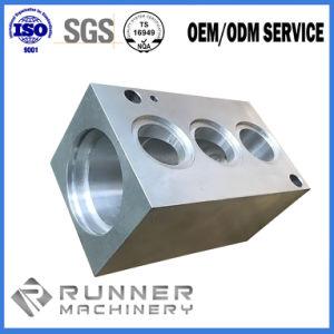 CNC Metaal dat Gietende Deel van de Was van het Roestvrij staal het Precisie Verloren machinaal bewerkt