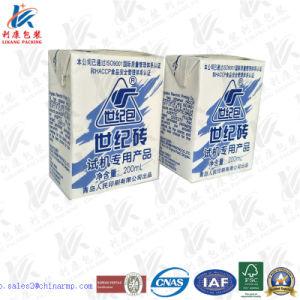 PE бумага с покрытием для получения сока и молока