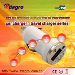 USB mobile 2.1A di Phone Car Charger Dual