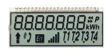 Grennの黄色い背景のStnの図形160X32 LCD表示