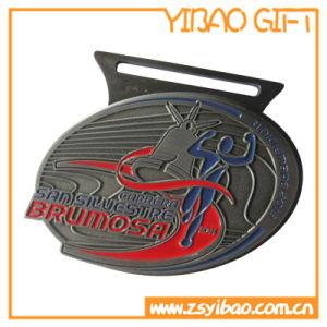 3D Medaille van de Decoratie van het Ontwerp van de douane voor Giften (yb-md-20)