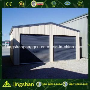 Автопарк стальной структуры Lingshan Prefab (LS-S-095)