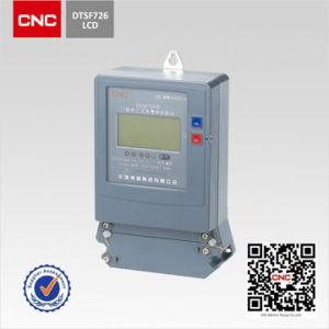 Трехфазный блок распределения питания Dtsf726 перевозчик в эксплуатацию электронного ваттметра Multi-Rate с электронным управлением