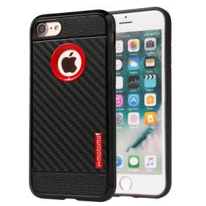 De Cel van de Vezel TPU van de koolstof/het Mobiele Geval van de Telefoon voor iPhone X 8 8plus 7 plus