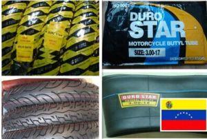 Billig und Qualität 3.00-18 Butylmotorrad-Schläuche für Motorrad