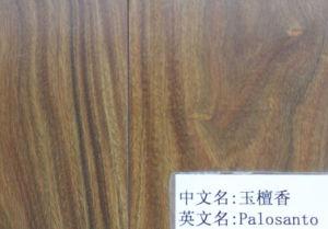 純木のフロアーリングの木製のフロアーリング木