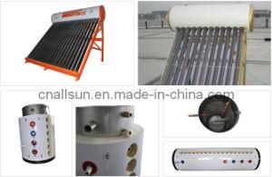 Компактный нагреватель воды высокого давления/Keymark солнечной энергии