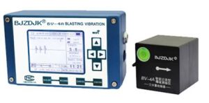 BV-4 бризантных вибрации монитор