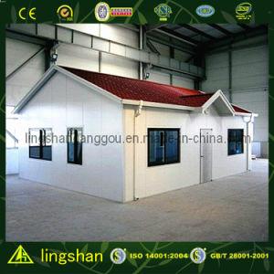 Передвижная дом (LS-MC-020)