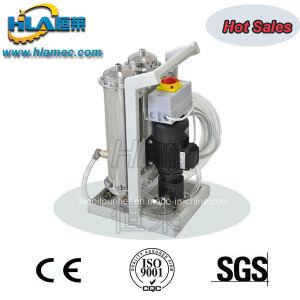 Dk10 portátil automática Máquina de filtración de aceite de motor usado