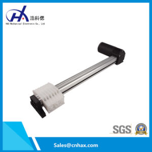 Antena de satélite de actuador lineal/accionador del motor de 24V DC/actuador de válvula eléctrica