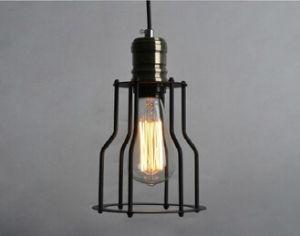 5088s estilo Americano Edison Vintage candeeiro de tecto Industrial/Edison luzes haste pendente