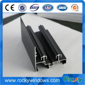 Productor de Aluminio extrusionado Revestimiento en polvo, perfil de aluminio