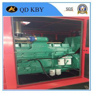 Reserve Diesel van de Macht 500kw Cummins Generator 50Hz
