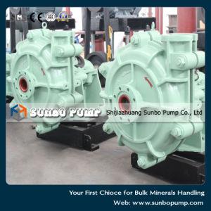 Fabriqué en Chine usine de lisier à haut débit de pompe d'exploitation minière de la pompe