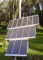Sistema de suministro de energía solar (2000)