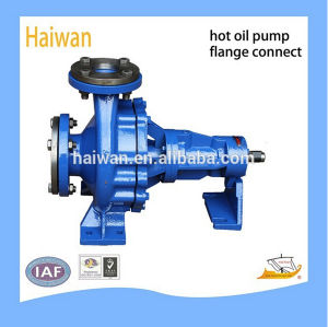 Lqry Centrifugal Hot Oil Pump 350 Degree 또는 Casting Iron/Crude Oil Pump