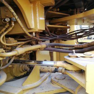 Lader van het Wiel van de Machine CTA van de Bouw van de Rupsband van Japan de Zware 980h Gebruikte
