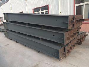 Estructura de acero soldado para almacén o taller, fábrica la construcción de la SGS