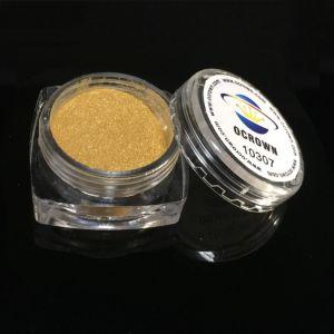 10307難解な金のペンキのコーティングの真珠の顔料の粉