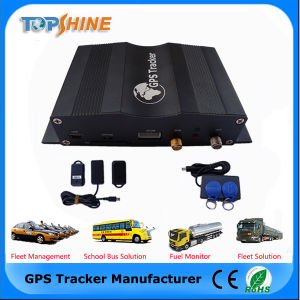Libre de la plataforma de seguimiento GPS para coche autobús carretilla Tracker vt1000.