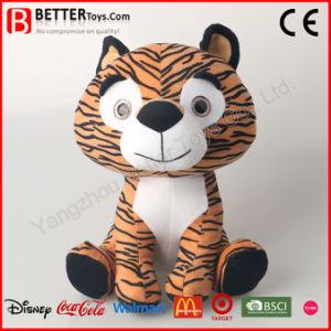 Giocattoli molli eccellenti della peluche dell'animale farcito dell'abbraccio della tigre per i capretti del bambino