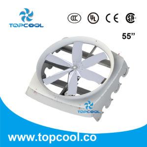 Tht55-2015 Re-Circulation Cyclone ventilateur pour les produits laitiers grange avec Amca Test