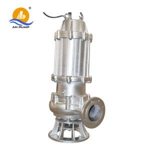 물 공급과 배수장치 하수도 잠수할 수 있는 하수 오물 펌프