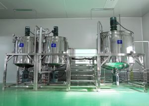 Il Ce ha approvato la lavata liquida della mano dello sciampo del sapone liquido che fa la macchina